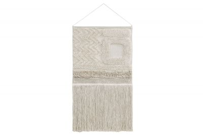 Wall Hanging Earth Dune White