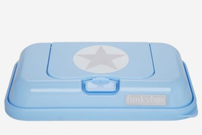 Funkybox To Go Blue silver Star