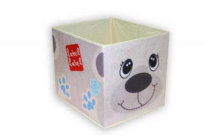 Label-Label - Friends - Storage Box - Polar Bear