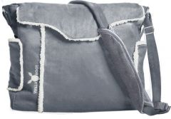 Wallaboo! Diaper bag grey