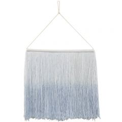 Wall Hanging Tie-Dye Soft Blue