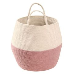 Basket Zoco Ash Rose - Natural