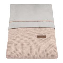 Bettbezug 80x80 cm Classic blush