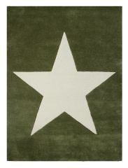 Star Military Green 140 x 200 cm