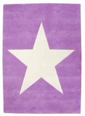 Star Purple 140 x 200 cm