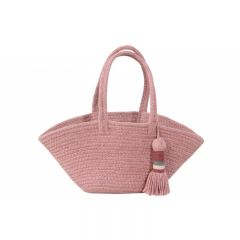 Basket Cistell Ash Rose small