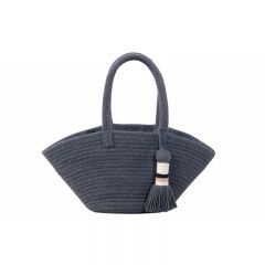 Basket Cistell Dark Grey small