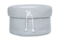 Basket Candy Box Light Blue (klein)