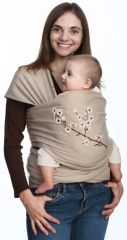 Moby Wrap Almond Blossom