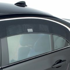 Car sunshade twin pack oval (Coupe)