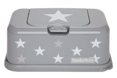 FB13 Funkybox Grey Stars