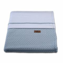 Bettbezug 100x135 cm Robust baby blau