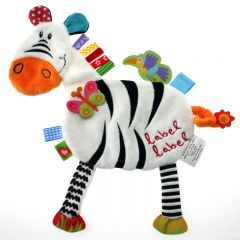 Label-Label - Friends - Zebra