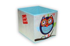 Label-Label - Friends - Storage Box - Owl Boys