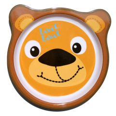 Label-Label - Friends - Melamine Plate Lion