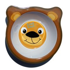 Label-Label - Friends - Melamine Bowl Lion