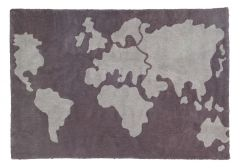 World Map 140 x 200 cm