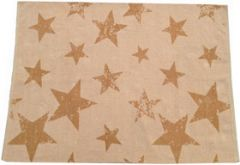 PACK Vintage Star Mustard (Rug + Cushion)